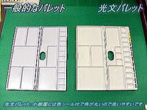 光文書院の画材セットのシンプリズム